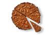 Karamelový dort s pekanovými ořechy - rozvoz po celé Praze