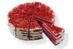 Red Velvet dort - s rozvozem po celé Praze