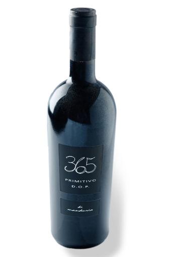 Víno Primitivo 365, Sicílie vám doručíme po celé Praze
