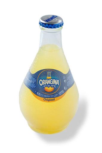 Orangina original, nealko limonáda, doručíme po celé Praze