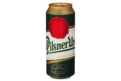Pilsner Urquell 6 x 0,5 l plech, doručíme po celé Praze