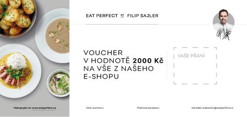 Obrázek Voucher na 2000 Kč