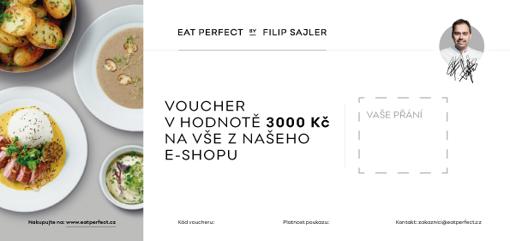 Obrázek Voucher na 3000 Kč