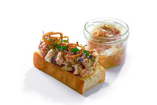 Obrázek Perfect vepřové maso ve vlastní šťávě s rozmarýnem a česnekem