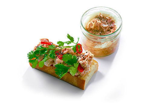 Obrázek Perfect vepřové maso ve vlastní šťávě se zázvorem, chilli a sezamovým olejem
