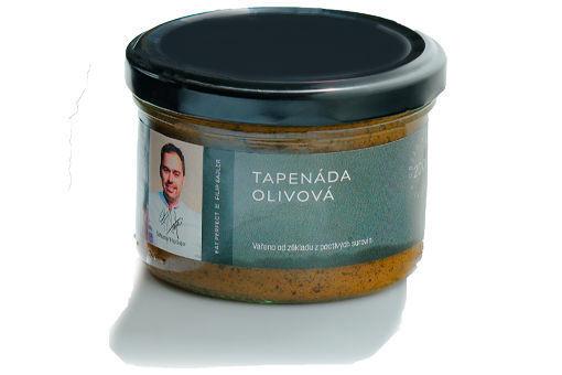 Obrázek Tapenáda olivová