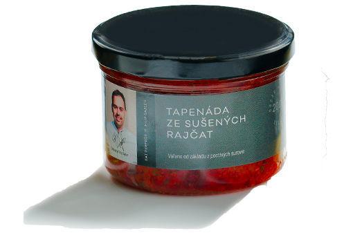 Obrázek Tapenáda ze sušených rajčat